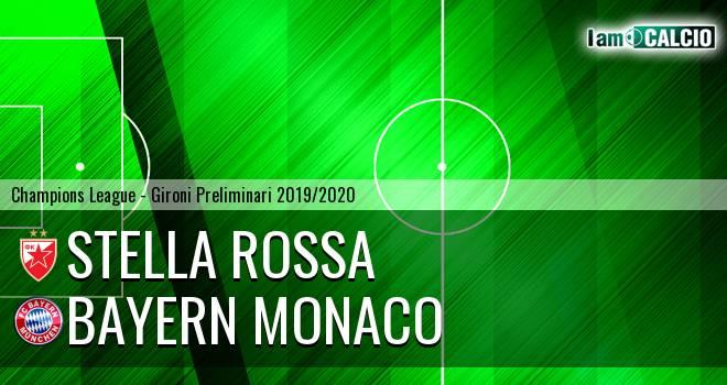 Stella Rossa - Bayern Monaco