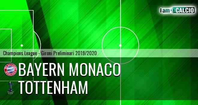 Bayern Monaco - Tottenham