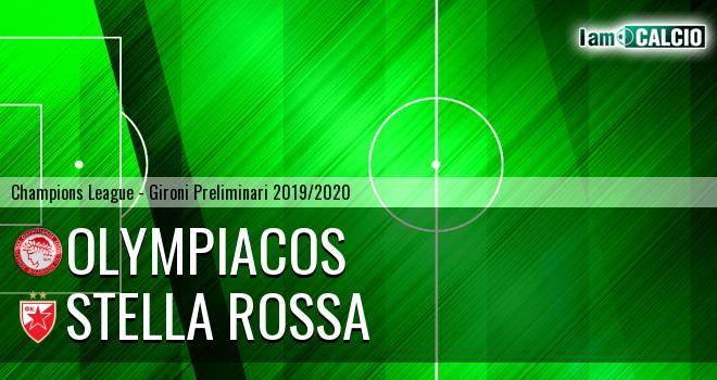 Olympiacos - Stella Rossa