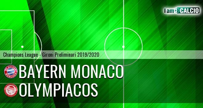 Bayern Monaco - Olympiacos