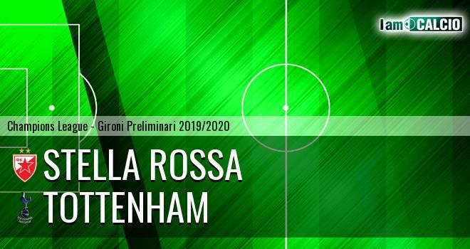 Stella Rossa - Tottenham