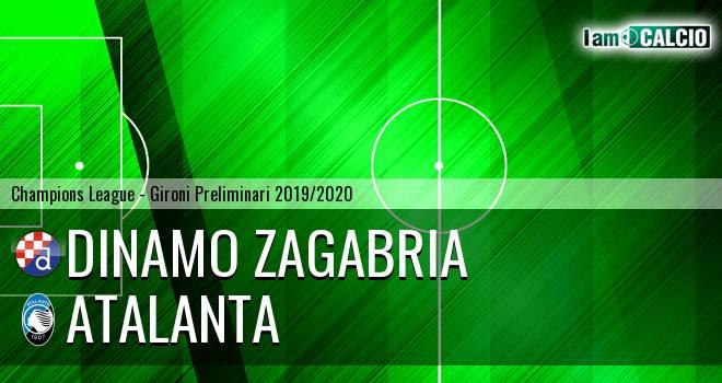 Dinamo Zagabria - Atalanta