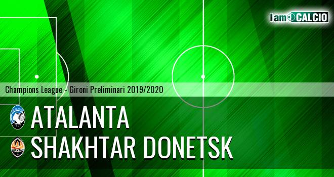 Atalanta - Shakhtar Donetsk