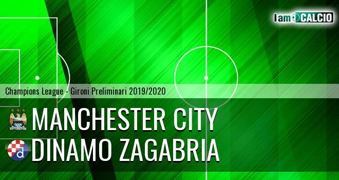Manchester City - Dinamo Zagabria