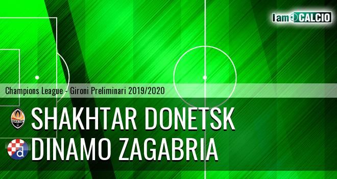 Shakhtar Donetsk - Dinamo Zagabria