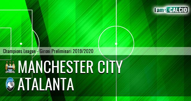 Manchester City - Atalanta