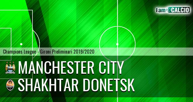 Manchester City - Shakhtar Donetsk