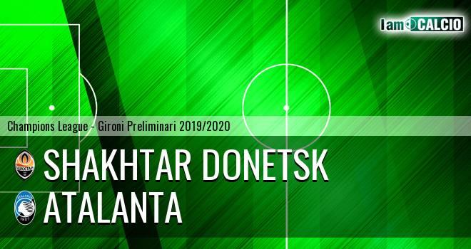 Shakhtar Donetsk - Atalanta