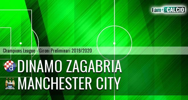 Dinamo Zagabria - Manchester City