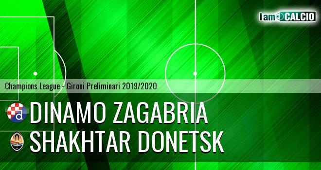 Dinamo Zagabria - Shakhtar Donetsk
