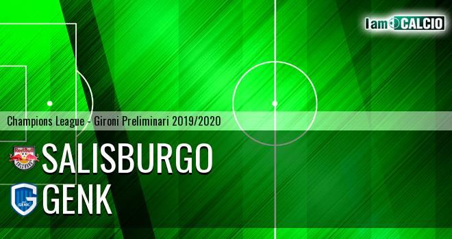 RB Salisburgo - Genk