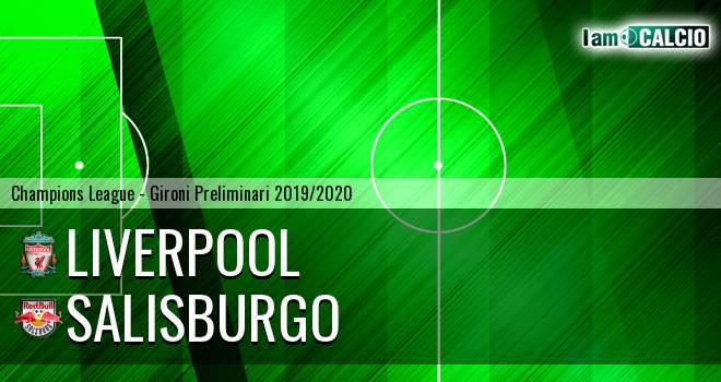 Liverpool - RB Salisburgo