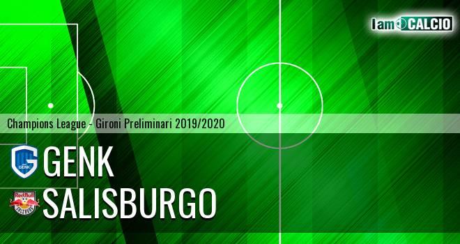 Genk - RB Salisburgo