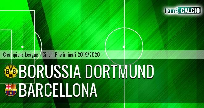 Borussia Dortmund - Barcellona