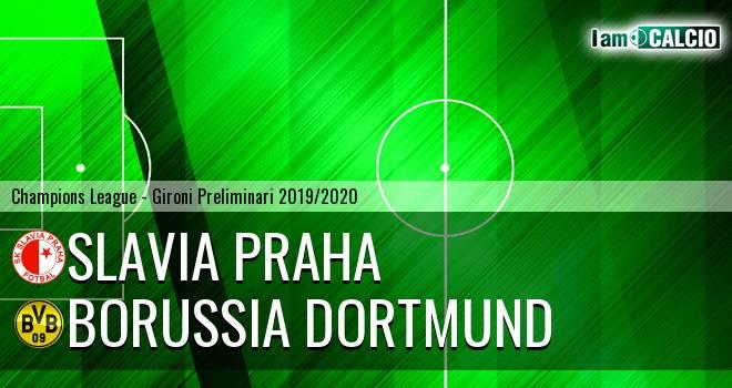 Slavia Praga - Borussia Dortmund