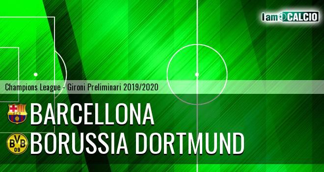 Barcellona - Borussia Dortmund