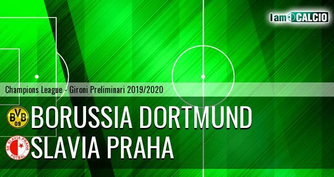 Borussia Dortmund - Slavia Praga