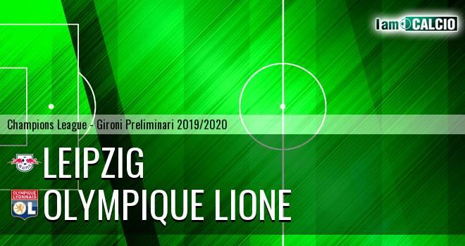 Leipzig - Olympique Lione