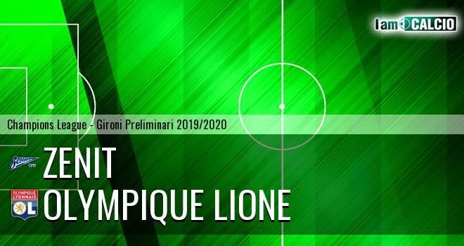 Zenit - Olympique Lione