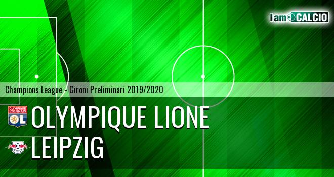 Olympique Lione - Leipzig
