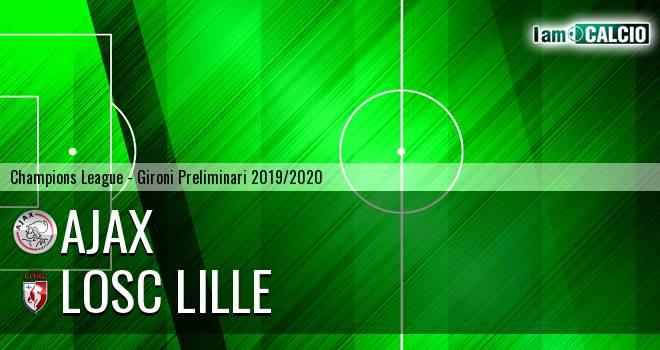 Ajax - LOSC Lille
