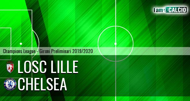 LOSC Lille - Chelsea