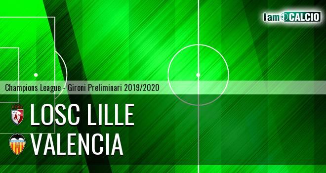 LOSC Lille - Valencia