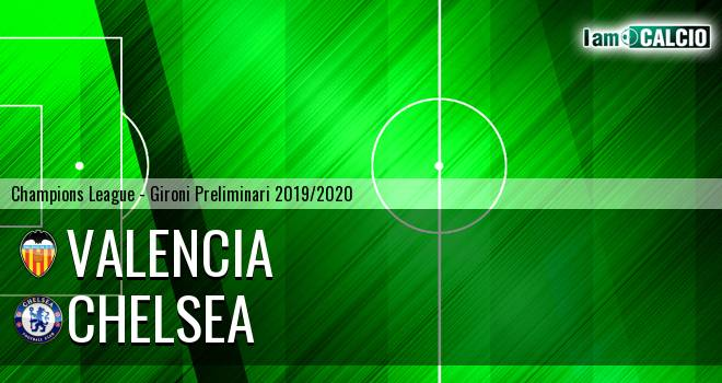 Valencia - Chelsea