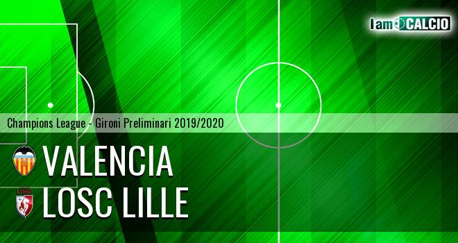 Valencia - LOSC Lille