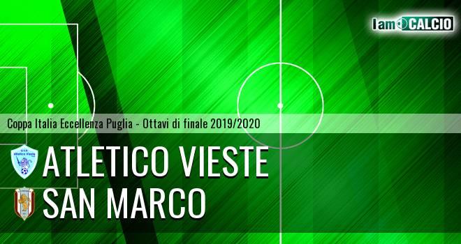 Atletico Vieste - San Marco