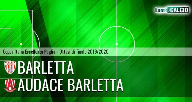 Barletta - Audace Barletta