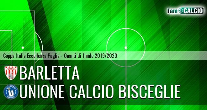 Barletta - Unione Calcio Bisceglie