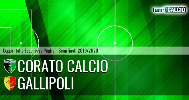 Corato Calcio - Gallipoli
