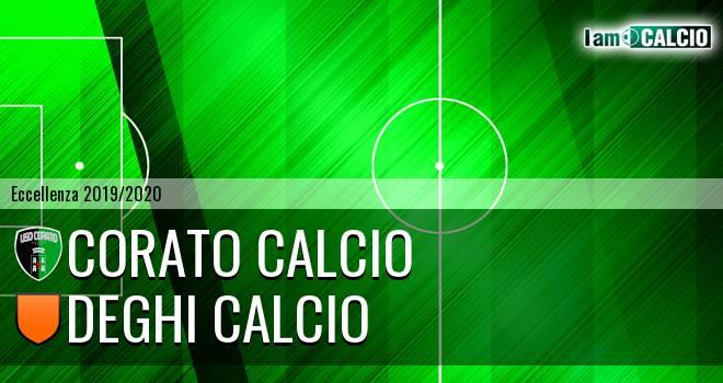 Corato Calcio - Deghi Calcio