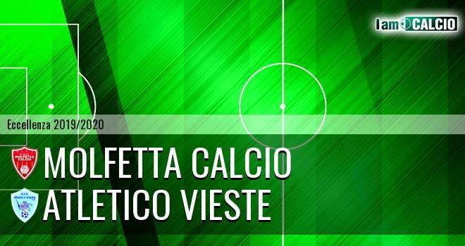 Molfetta Calcio - Atletico Vieste
