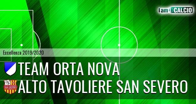 Team Orta Nova - Alto Tavoliere San Severo