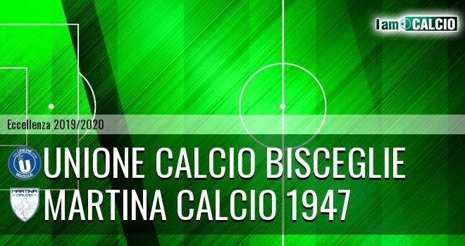 Unione Calcio Bisceglie - Martina Calcio 1947