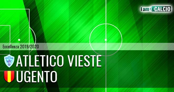 Atletico Vieste - Ugento