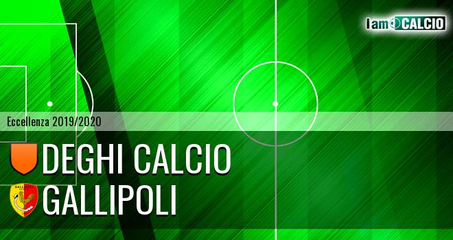 Deghi Calcio - Gallipoli