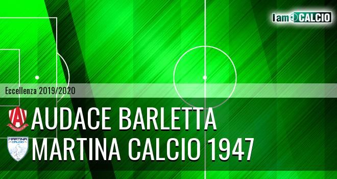 Di Benedetto Trinitapoli - Martina Calcio 1947