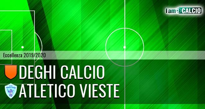 Deghi Calcio - Atletico Vieste
