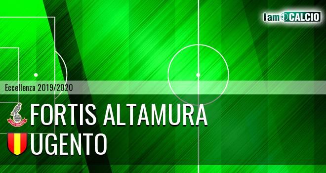 Fortis Altamura - Ugento