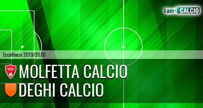 Molfetta Calcio - Deghi Calcio