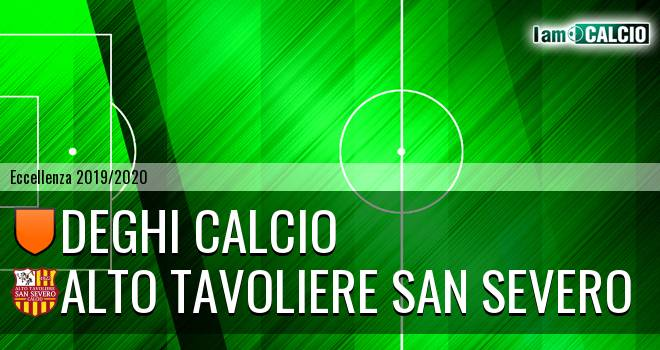 Deghi Calcio - Alto Tavoliere San Severo