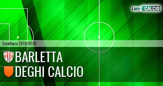 Barletta - Deghi Calcio