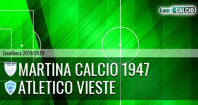 Martina Calcio 1947 - Atletico Vieste