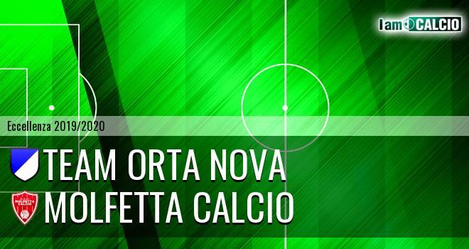 Team Orta Nova - Molfetta Calcio