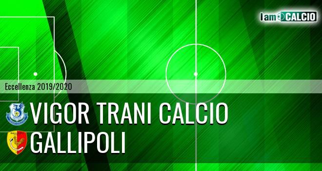 Vigor Trani Calcio - Gallipoli