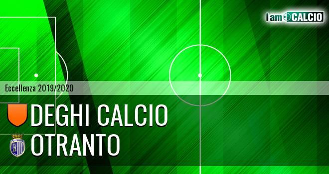Deghi Calcio - Otranto