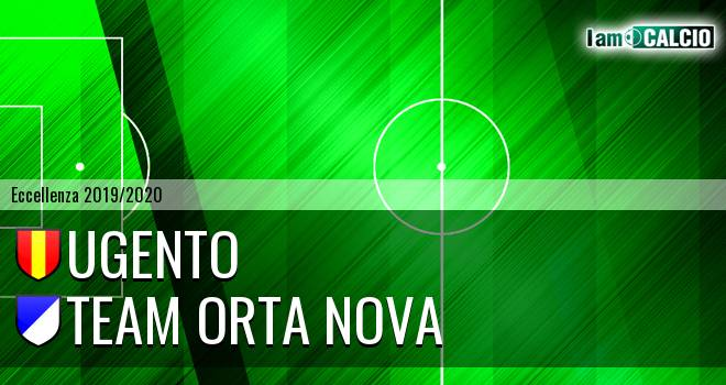 Ugento - Team Orta Nova